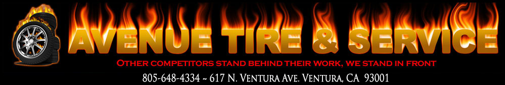 ventura county ca tire service flat repair
